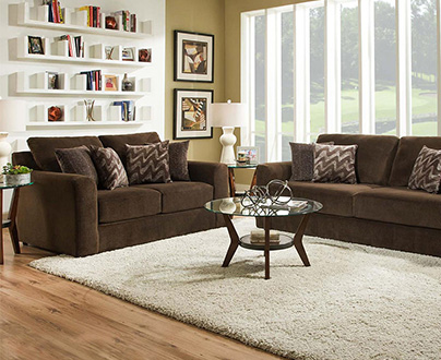 Atlantic Bedding & Furniture Living Room