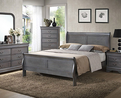 Atlantic Bedding & Furniture Bedrooms